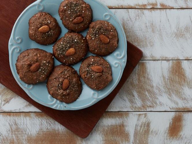 Cookie de Amaranto. Divulgação Hart's Natural.
