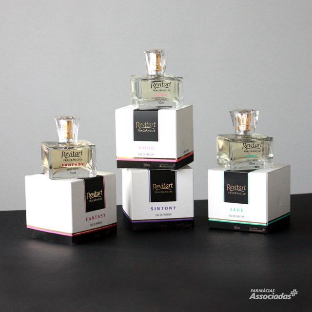 perfumes revitart fragrâncias