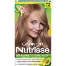 Garnier Nutrísse Coloração Creme 73 Louro Natural Dourado