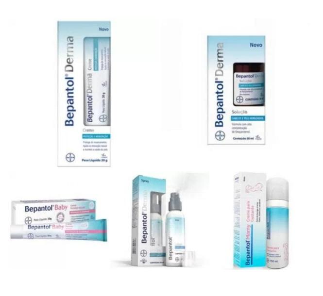 bepantol - farmácias associadas