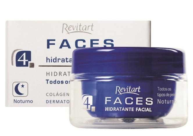 Faces Hidratante Noturno caixa