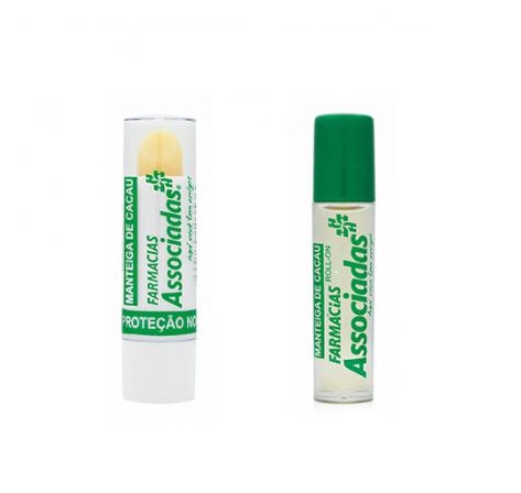 manteiga de cacau farmacias associadas