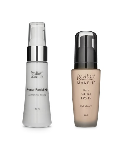 base e primer revitart make up