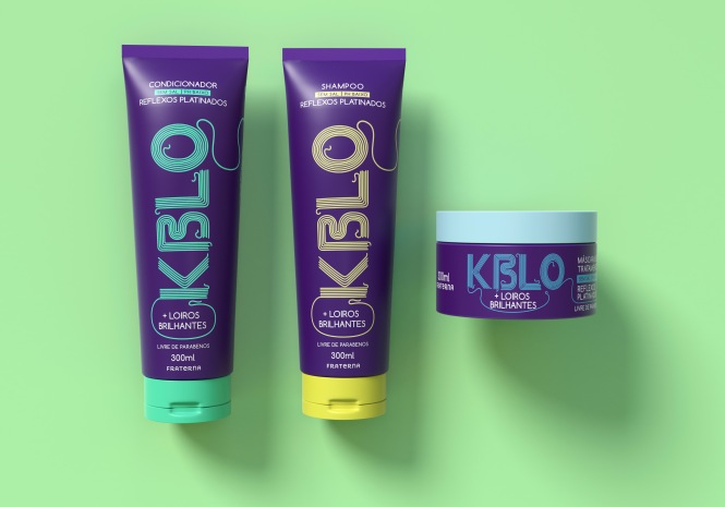 como cuidar dos cabelos brancos linha KBLO