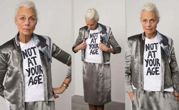 estilo não tem idade