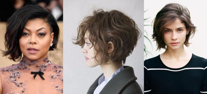 penteados cabelos curtos e médios
