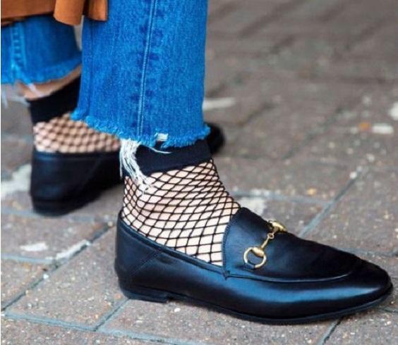 tendências anos 80 meia calça arrastão (2)