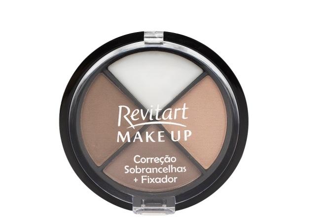 Correção Sobrancelhas Revitart Make Up