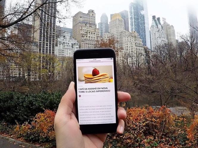 como planejar uma viagem NY