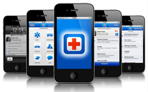 app socorro para iphone