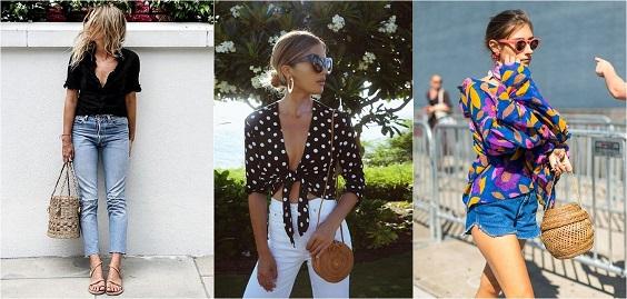 moda verão 2018 bolsa de palha