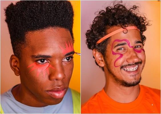 look de carnaval make (2)