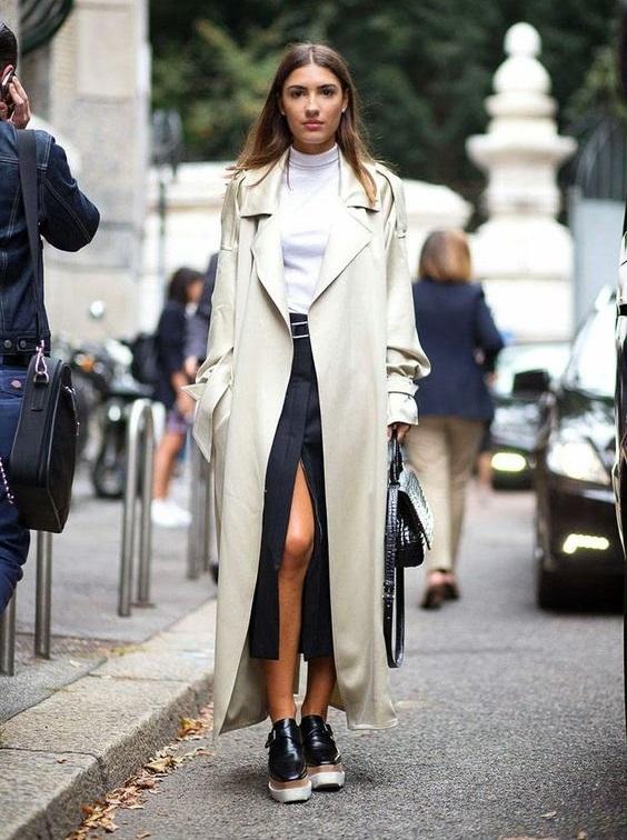 casaco maxxi tendência