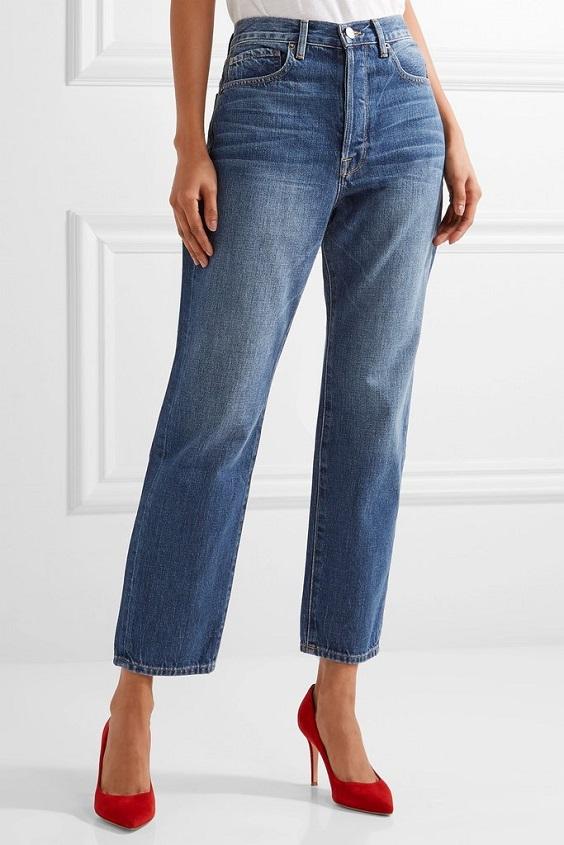 jeans molinho tendência
