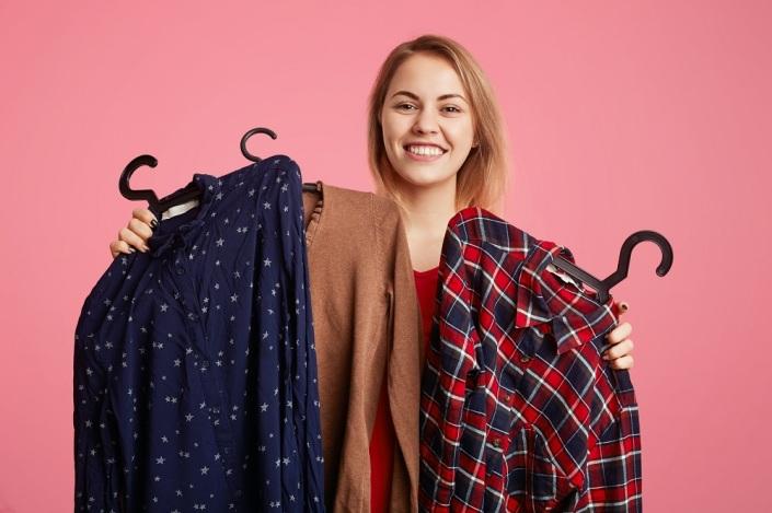 armário cápsula como se vestir bem com poucas peças