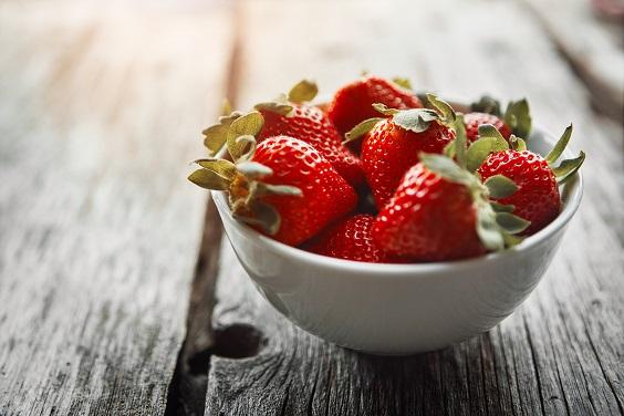 dicas de lanches saudáveis frutas
