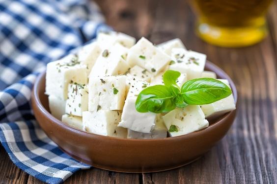 dicas de lanches saudáveis queijo branco