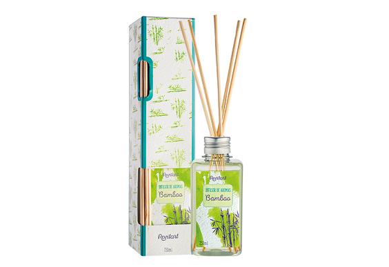 difusor de aromas bamboo revitart