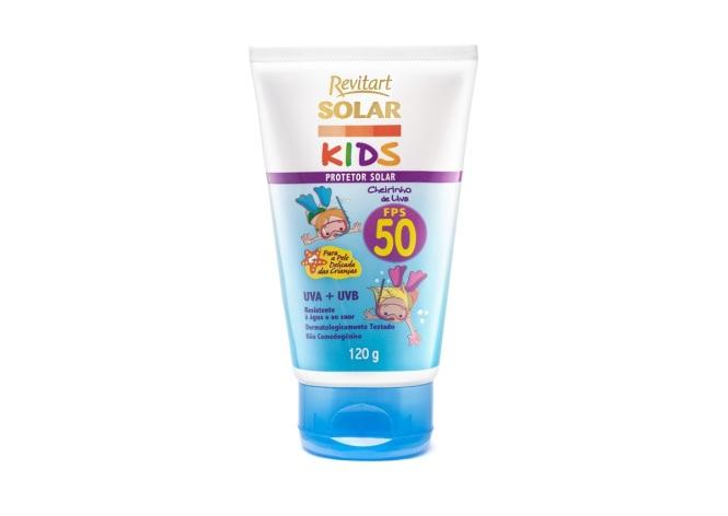 Revitart Solar Kids FPS 50