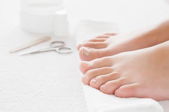 como manter pés saudáveis e bonitos
