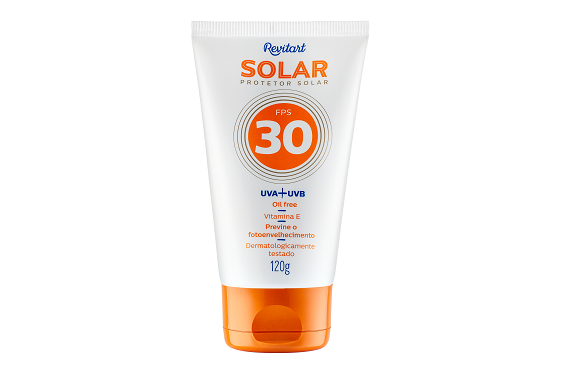 protetor solar revitart