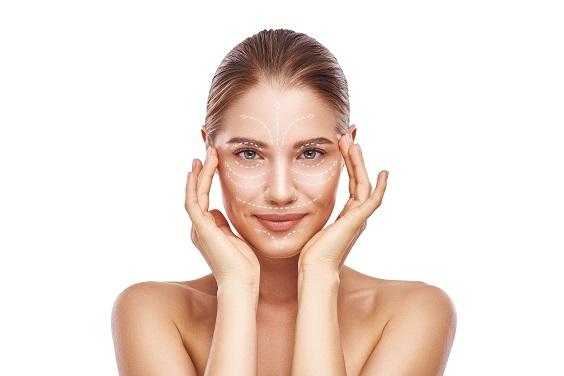 como fazer automassagem facial