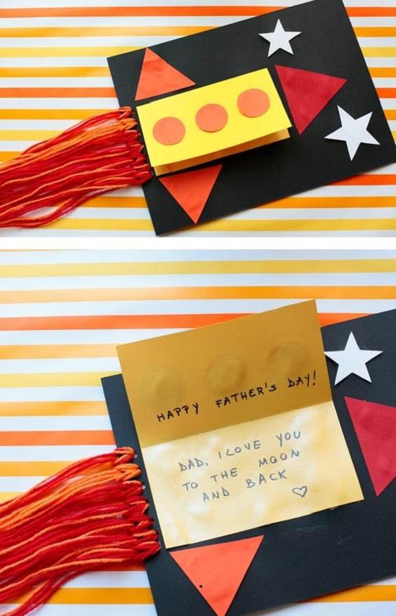 cartão dia dos pais diy