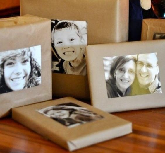 ideia de embalagem dia dos pais