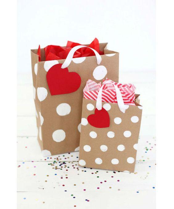 sacola decorada dia dos pais