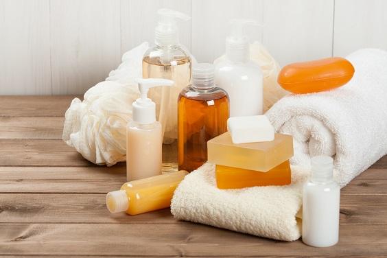 sabonete líquido ou em barra vantagens