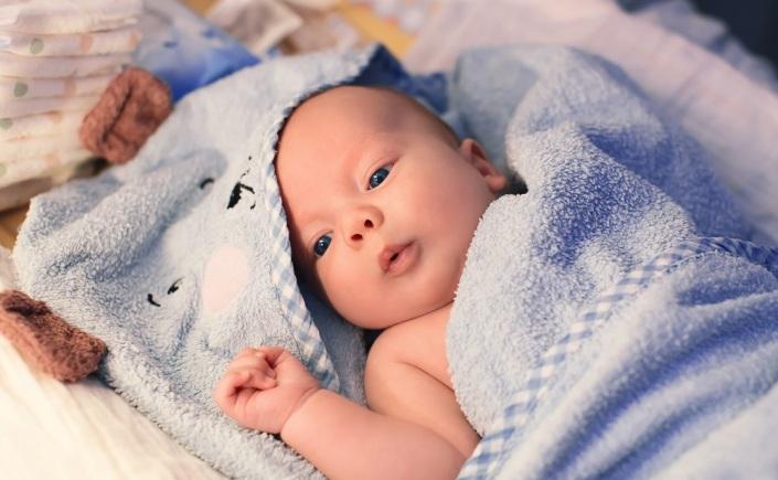 cuidados com a pele do bebê