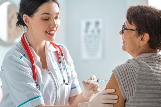 informações sobre vacinação