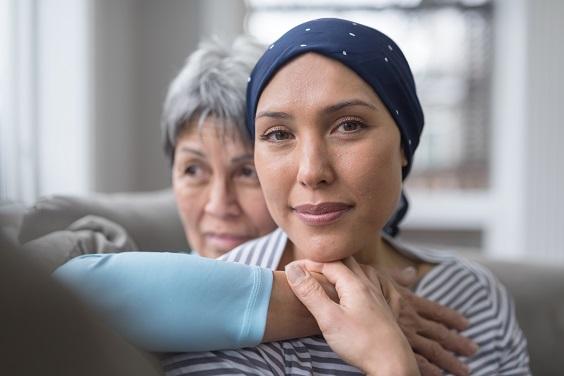 apoio emocional paciente com câncer