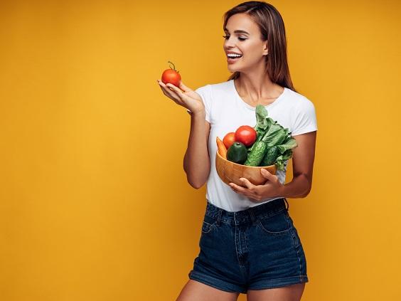 alimentos manter a cor da pele