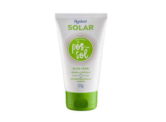 Revitart_Solar Balsamo Pos Sol Aloe Vera 120g