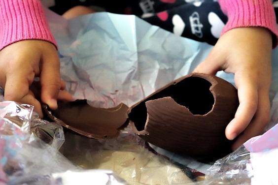 consumir chocolate com moderação