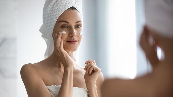 rotina simples de cuidados faciais