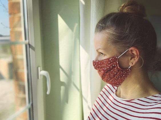 como fazer máscaras de tecido
