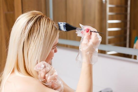 dicas de como pintar o cabelo em casa