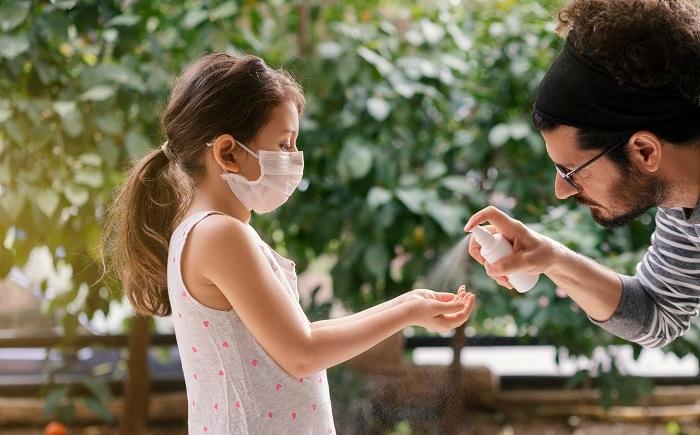 como orientar as crianças sobre a pandemia