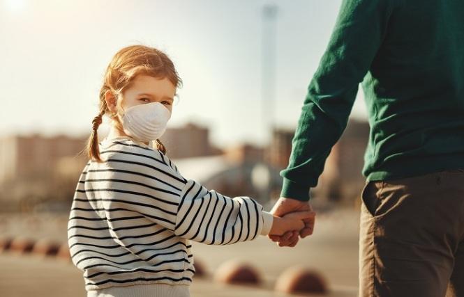 como orientar as crianças sobre o coronavírus