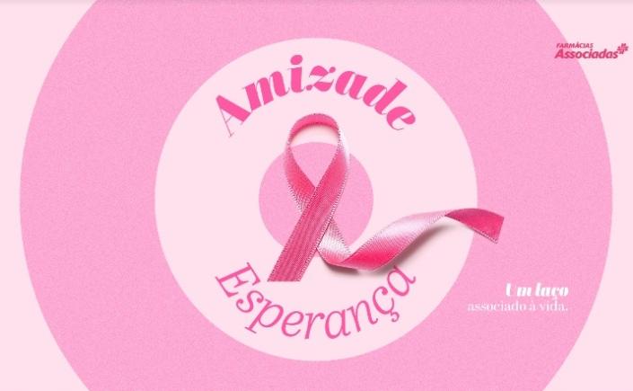 Campanha Outubro Rosa Farmácias Associadas