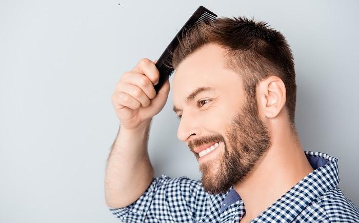 dicas de cuidados com o cabelo masculino