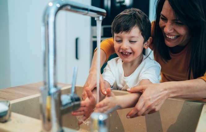 coronavírus e crianças cuidados na prevenção