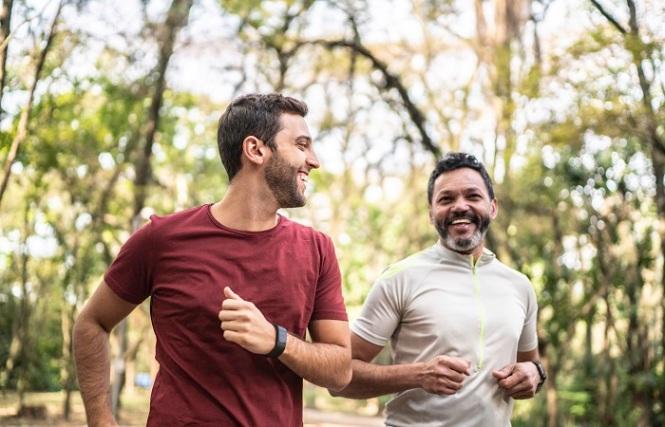 hábitos saudáveis saúde do homem